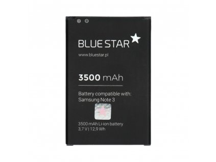 616 baterie blue star samsung n9000 galaxy note 3 3500mah bs premium