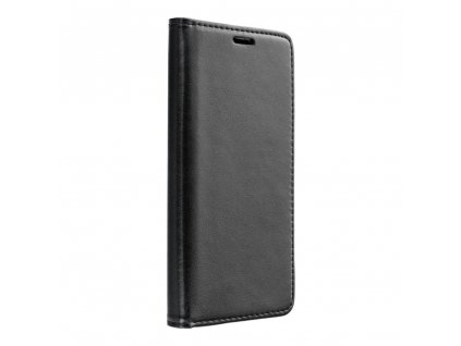 32896 pouzdro magnet flip wallet book apple iphone 5 5s cerne