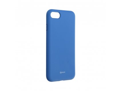 46311 pouzdro roar colorful jelly case apple iphone 7 navy blue