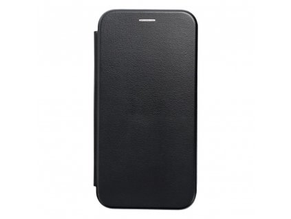 62753 1 pouzdro forcell book elegance apple iphone 7 cerne
