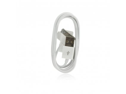 1174 3 datovy kabel apple iphone 3g 3gs 4g ipad ipod white bily originalni