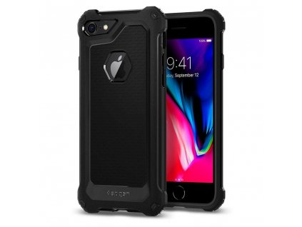 82678 pouzdro spigen rugged armor extra pro apple iphone 7 8 cerne