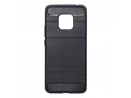 107339 pouzdro forcell carbon back cover pro huawei mate 20 pro cerne