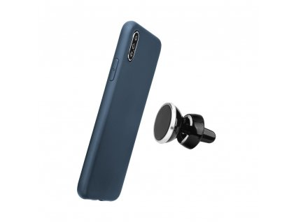 108032 pouzdro forcell soft magnet samsung galaxy a9 tmave modre