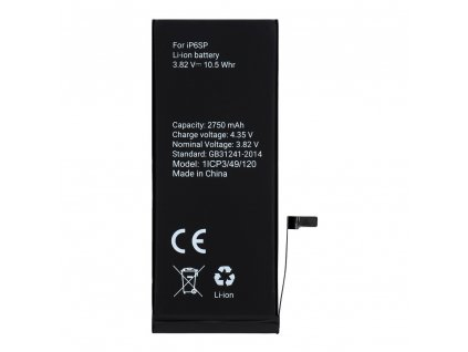 86307 baterie apple iphone 5s 1560 mah polymer