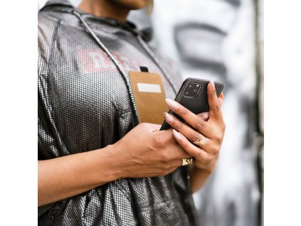 138908 forcell pouzdro slim flip flexi fresh motorola g6 play cerne