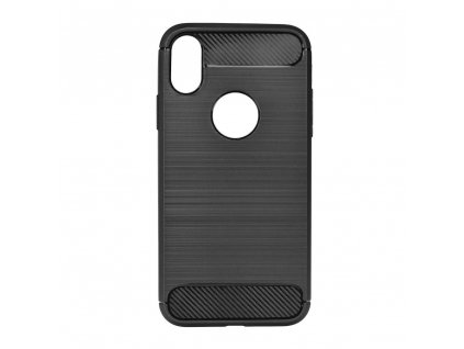 138824 pouzdro forcell carbon apple iphone 4 4s cerne