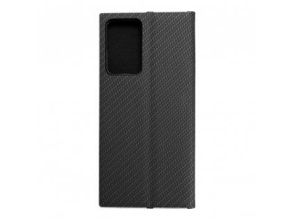 160682 2 pouzdro forcell luna carbon samsung galaxy note 20 plus cerne