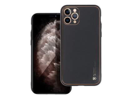 181122 3 pouzdro forcell leather case apple iphone 11 pro 5 8 cerne