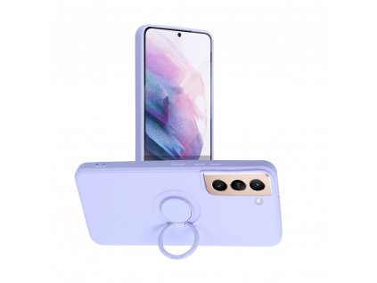 187095 2 pouzdro forcell silicone ring samsung galaxy s20 fe s20 fe 5g fialove