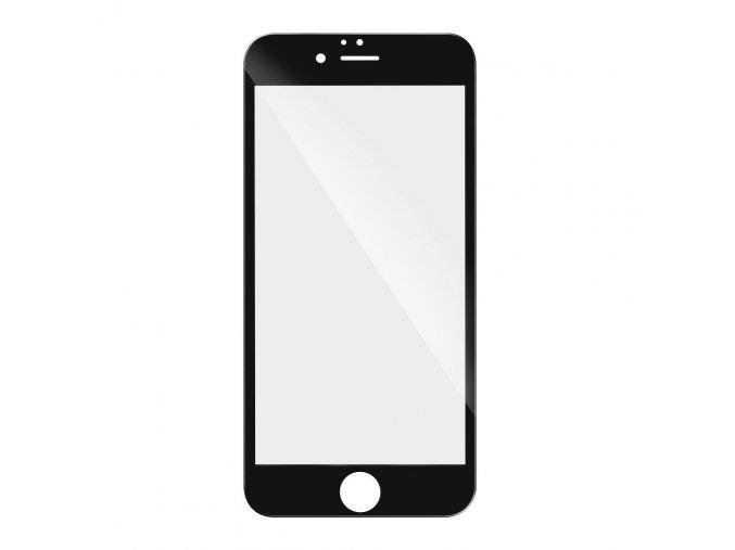 Forcell Tvrzené sklo 5D Hybrid Full Glue Glass - Apple iPhone X - černé