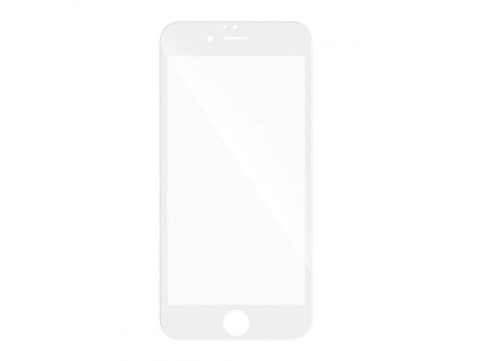 """Forcell Tvrzené sklo 5D Hybrid Full Glue Glass - Apple iPhone 6/6S 4,7"""" - bílé"""