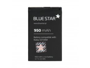 Baterie Blue Star Nokia 5310 Xpress Music, 6600F, 7210S, 7310S/BL-4CT - 950mAh (BS)Premium