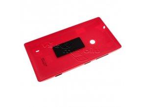 Originální ochranný kryt Nokia CC-3080 Shell pro Nokia X/X+ DualSim - červený
