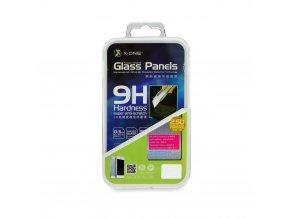 Ochranné tvrzené sklo X-ONE Premium Glass 0,2mm pro iPhone 5/5S - 9H
