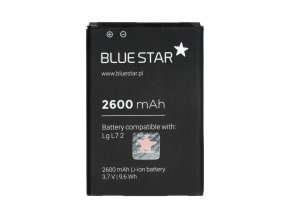 Baterie 2600mAh LG L7 II - Blue Star - náhrada za BL-59JH