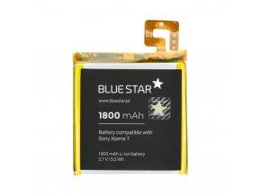 Baterie BlueStar Sony Xperia T 1800mAh Li-Poly (BS) PREMIUM
