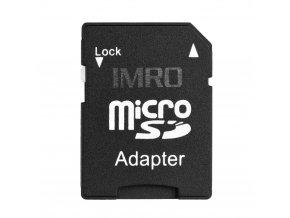 IMRO adaptér pro micro SD (Bulk)