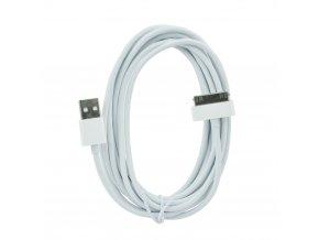 Usb kabel pro Apple Iphone 3/3Gs/4G/iPad/iPod - 2 Metry