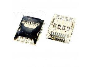 Čtečka SIM karty - slot pro LG G2 MINI D620/D620R/G3 D855