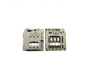 Čtečka SIM karty - slot pro Sony Xperia T3 / M50w
