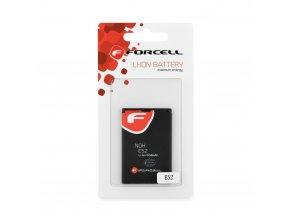 Baterie Forcell Maximum Energy pro Nokia N97/E61i/E63/ 1650 mAh Li-Ion HQ