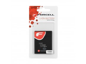 Baterie Forcell Maximum Energy pro Samsung N7000 Galaxy Note 2700 mAh Li-Ion HQ