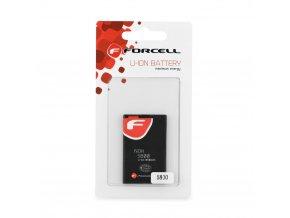 Baterie Forcell Maximum Energy pro Nokia 5800 XM/C3-00/5230/Lumia 520/525 1450 mAh Li-Ion HQ