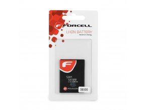 Baterie Forcell Maximum Energy pro Samsung S6500/S6310/S7500 Galaxy Mini 2/Young/Ace Plus 1600 mAh Li-Ion HQ