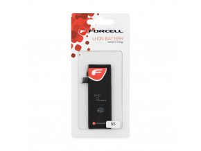 Baterie Forcell Maximum Energy pro Apple iPhone 5S 1560 mAh Polymer HQ