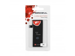 Baterie Forcell Maximum Energy pro Apple iPhone 5C 1510 mAh Polymer HQ