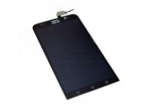 LCD Displej Asus ZenFone 2 (ZE551) + Dotyková Deska, (sklo - černé)
