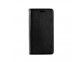 Pouzdro Magnet Flip Wallet Book pro Microsoft Lumia 535 - černé