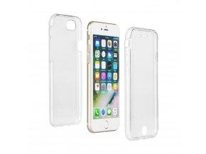 Silikonové pouzdro 360 Full Body Soft Case pro Samsung Galaxy S7 Edge (G935) transparentní