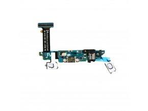 Flex kabel konektoru nabíjení Samsung Galaxy A5 - 2016 (A510F) vč. mikrofonu/HF