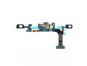 Flex kabel konektoru nabíjení Samsung Galaxy S7 (G930F) vč. mikrofonu