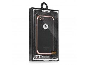 Pouzdro Kakusiga Silk DH Huawei P9 Lite růžové