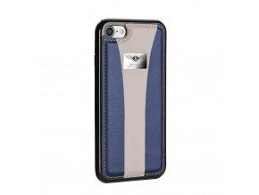 Pouzdro zadní obal Kakusiga pro Apple Iphone 7 stříbrné