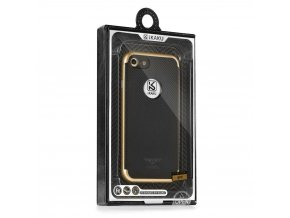 Pouzdro Kakusiga Silk DH Aplle Iphone 5/5SE zlaté