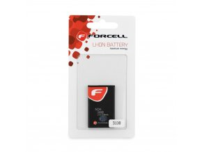 Baterie Forcell Maximum Energy pro Nokia 3100/6230/3110 Classic 1250 mAh Li-Ion HQ