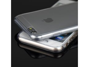 Silikonové pouzdro 360 Full Body Soft Case pro Apple Iphone 5/5S transparentní
