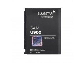 Baterie Blue Star Samsung U800 Soul, U900 800mAh Li-Ion(BS)