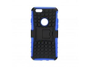 Odolné pouzdro Hard Case Panzer pro Apple iPhone 6/6S - modré