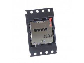Čtečka SIM karty - slot pro Sony Xperia Z1 / Z1 Compact / Z2