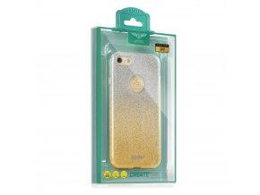 Pouzdro Kakusiga Ombre pro Apple Iphone 7 zlaté