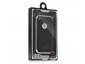 Pouzdro Kakusiga Silk DH Samsung Galaxy S7 Edge (G935) stříbrné