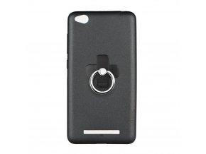 Pouzdro X-LEVEL Jelly 2 pro Xiaomi Redmi 4A - černé