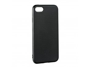 Pouzdro Forcell FIBER pro Apple iPhone 8 - černé