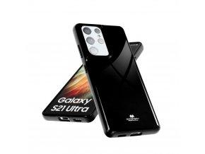 Pouzdro Goospery Mercury Jelly - Apple iPhone 6/6S - černé