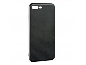 Pouzdro Forcell FIBER pro Apple iPhone 8 Plus - černé